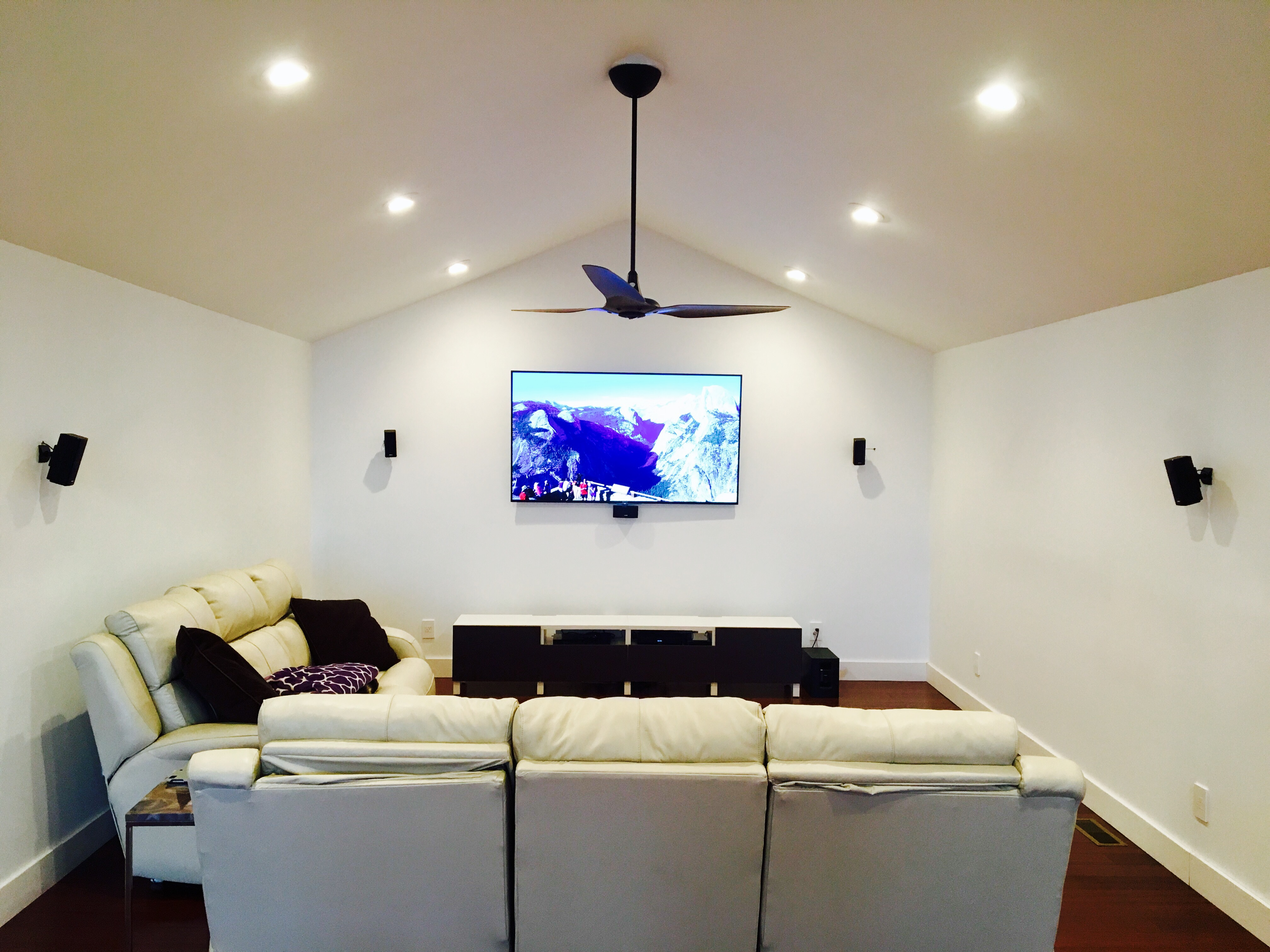 home stereo installation - 28 images