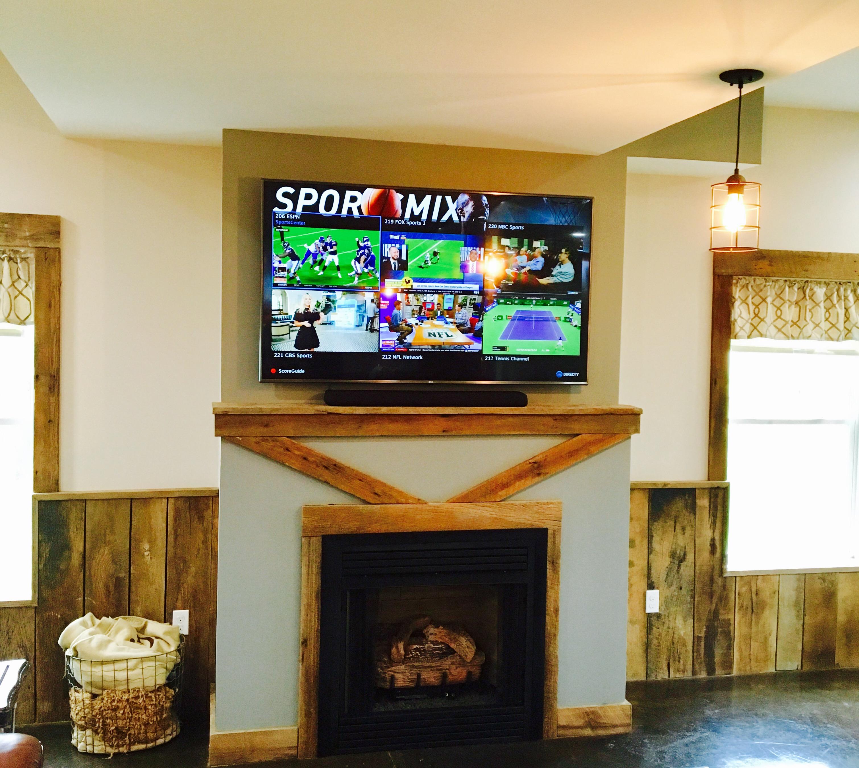 Professional TV and Soundbar Installation • Richmond, Kentucky