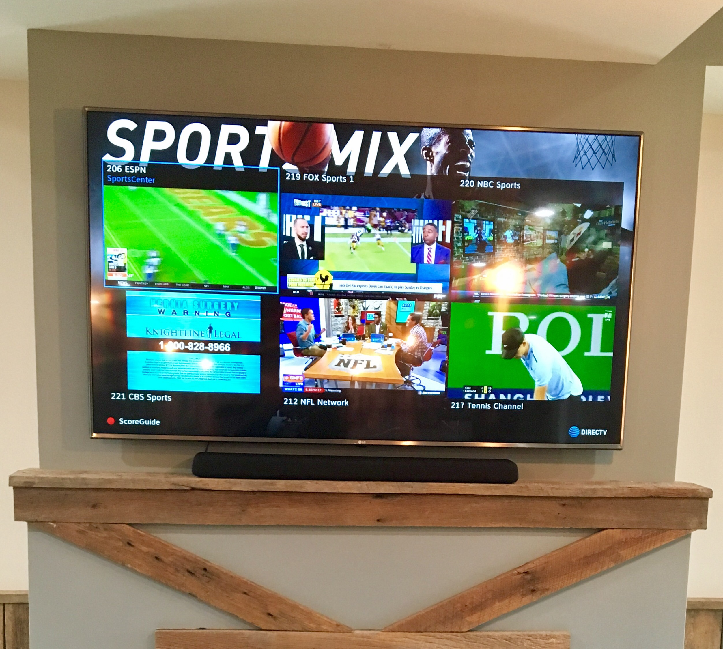 Professional TV and Soundbar Installation • Richmond